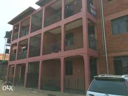 a two bedroom apartment for rent in bukoto