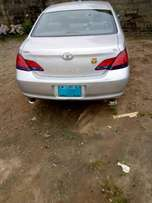 Very Clean Toyota Avalon 2008 Silver