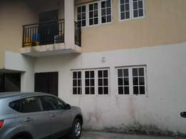 A Selfcontain Shared Apartment at New road Lekki