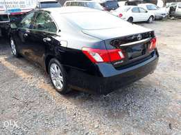 Lexus ES350 Full Option 2008 Model Tokunbo