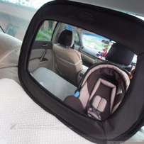 Baby car seat mirror- NEW ARRIVAL, DISCOUNTED PRICE!!