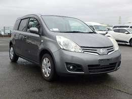 Nissan note new arrival on sale.