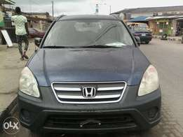 Honda crv super clean first body and not baked yet