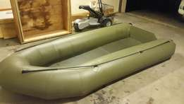 Inflatable boat 3.5metres