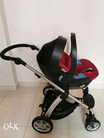 Children Stroller and Travel System from Mamas and Papa's