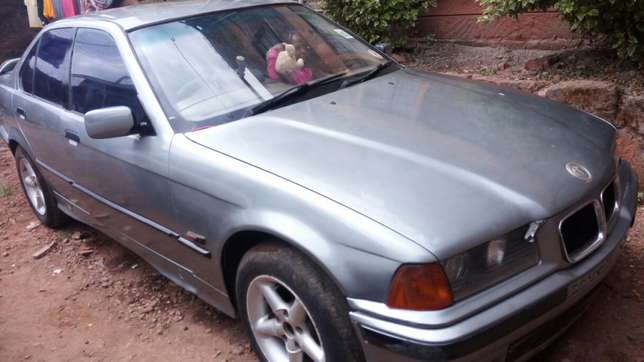 Can BMW car for sell. In good shape & free from Accident Nyari - image 7
