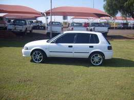 toyota tazz for sale R13999