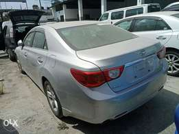 For sale Silver Mark X with Sunroof 2010 model. KCP