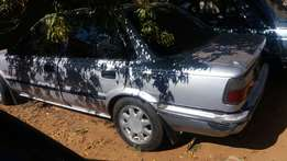 Toyota corolla rounder complete body with papers in good condition