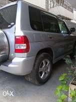 Manual Pajero IO