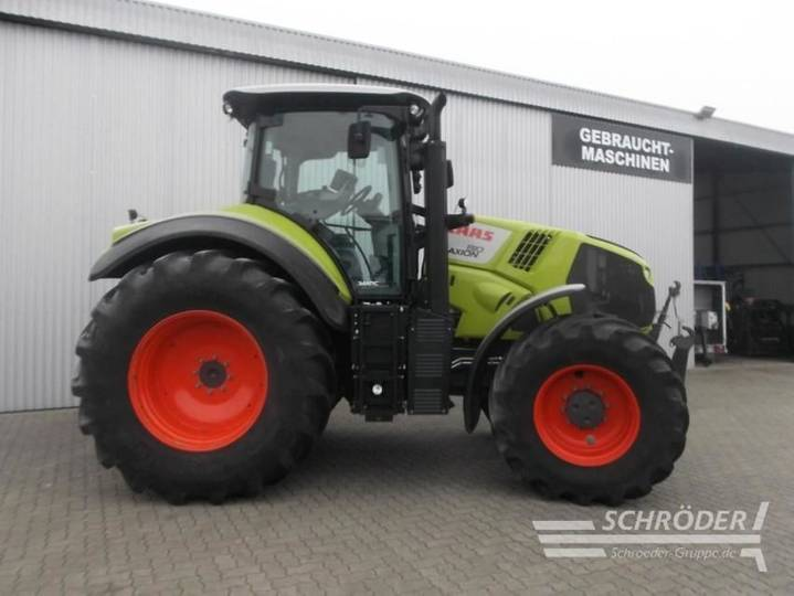 Claas axion 810 cmatic - 2017