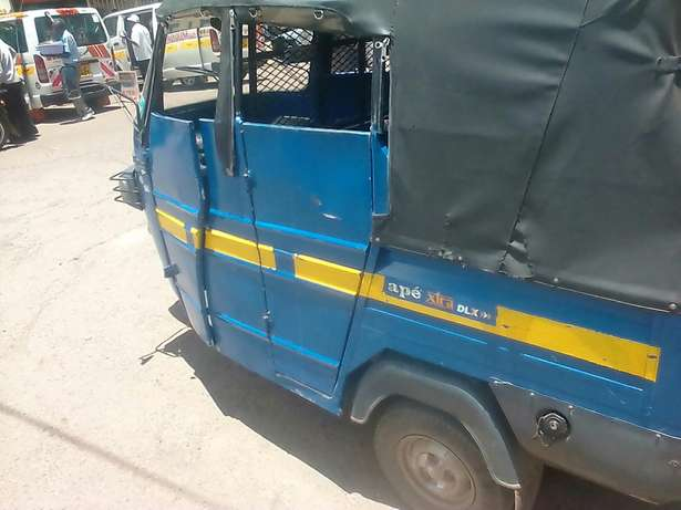 piaggio tuktuk nakuru(quick sale urgently) Nakuru East - image 4