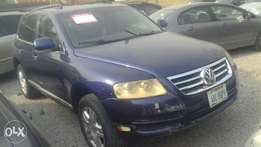 buy a good volswagen touareg for a giveaway price