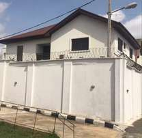 TO LET self compound 4 BR DUPLEX with 7 A.C unit AT GRA IBARA for 1.5M