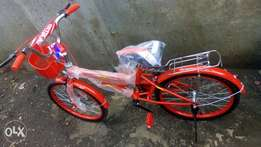 16inches bikes for 5yrs to 9yrs kids