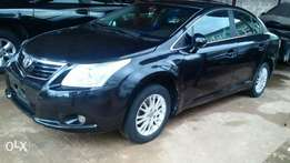 Toyota Avensis Saloon Car PUSHSTART