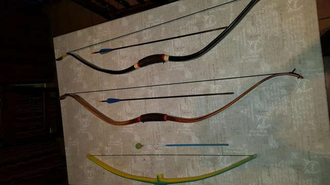 Traditional style PVC bows Witbank - image 3