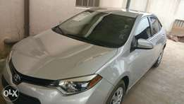 Almost new direct toks toyota corolla 2016 with low mileage