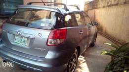 Very clean used Toyota Matrix