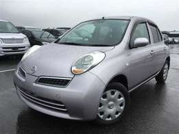 Nissan Micra automatic R50000