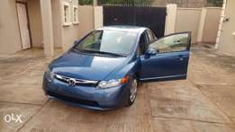 2007 Honda Civic (Foreign Used)