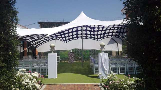 Stretch tents for sale Mpumalanga Section - image 3
