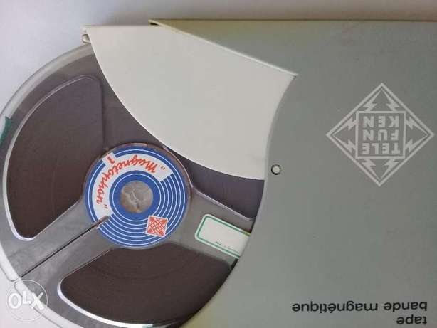 Magnto tape