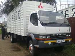 Mitsubishi FH215 KBQ Very clean and in perfect condition.