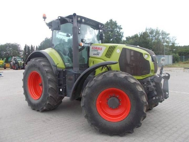 Claas axion 810 cmatic - 2014