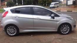 2015 Ford Fiesta Ecobost for sale