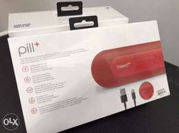 New Beats pill plus Bluetooth speakers - Red
