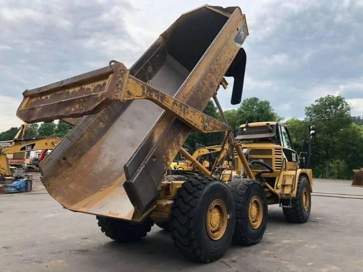 Caterpillar Dumper 725 ** BJ2009* 12440H** Top Zustand! - 2009 - image 10