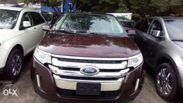 Ford Edge 2012 Black Limited Edition