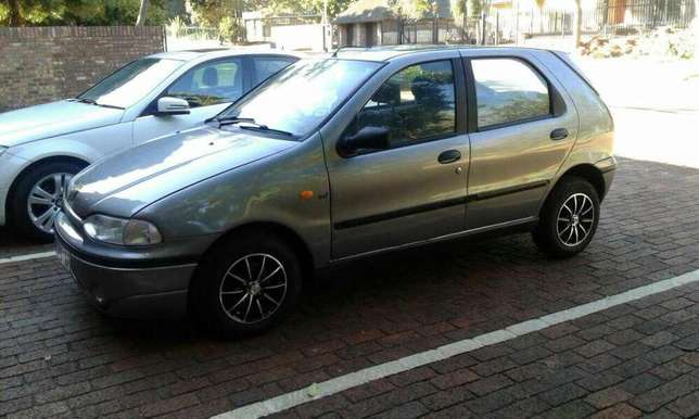 clean 2002 Fiat palio Wonderboom South - image 1
