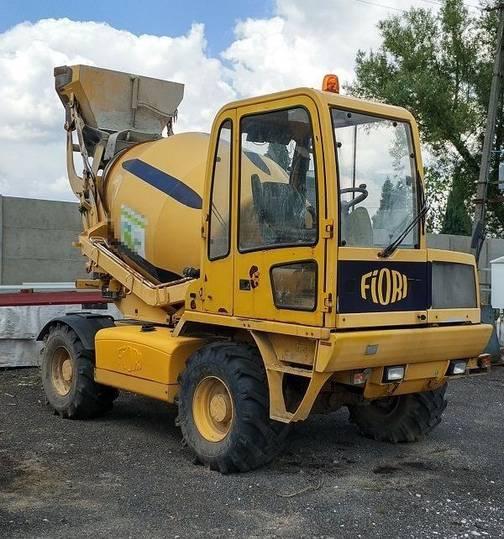 Fiori 460 CBV - 2012