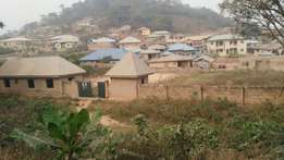 2 plots of land besides CBN in Ado Ekiti urgently for sale