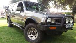 1996 Isuzu Kb280 Td d/cab 4x4 in Great Condition..once in a lifetime