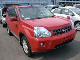 Nissan Xtrail 2010 with leather seats