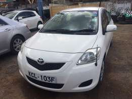 Toyota Belta 2010 Just Arrived