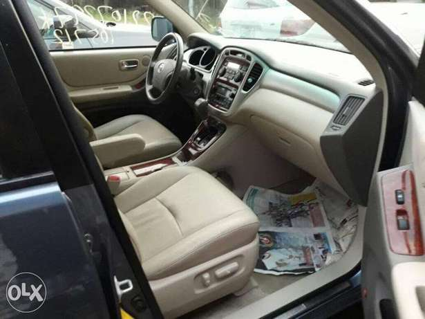 Clean Bill 2006 Toyota Highlander Lekki - image 3