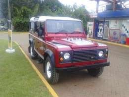 Land Rover 110 [ Manual ,Well Maintained ]