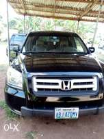 Very clean like tokunbo Honda pilot