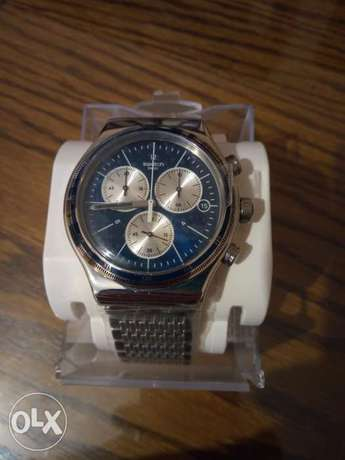 Swatch suiss chronograph