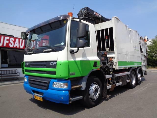DAF CF75-250 FAN - 2009