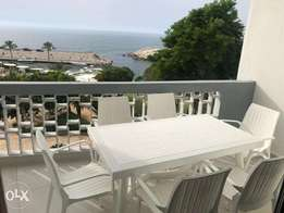 Chalet in Las Salinas Anfeh with Exceptional View (Price per week)