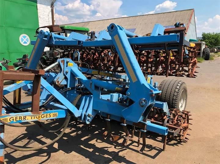Tigges 6006 Hy + Drill-lift - 2002
