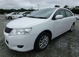 Toyota Allion 2010 KCL Fully Loaded