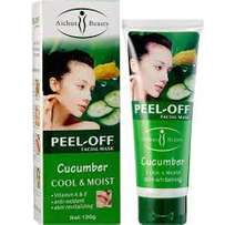 Cucumber peel off mask R60