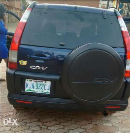 Honda CRV 2005 model Benin City - image 5