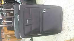 Suitcase with trolley luggage size 32